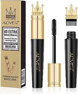 4D Silk Fiber Lash Mascara Natural, Long Lasting, Luxuriously Queen Mascara, Volume Longer Eye Makeup