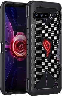 FUNMAX+ ROG Phone 3 / ROG Phone 3 Strix Case Cover, Slim Fit Flexible TPU Bumper Anti-Scratch Phone Case Accessory for ASU...