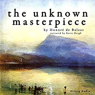 The Unknown Masterpiece audiobook cover art