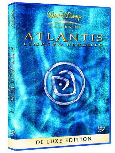 Atlantis - L'impero perduto(deluxe edition)