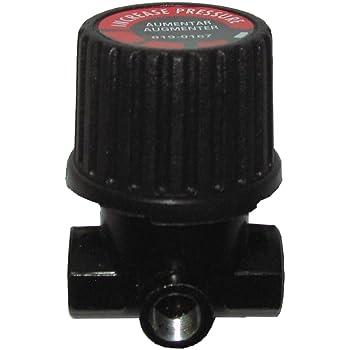 Powermate Vx 019-0167RP 1/4-Inch NPT Inlet/Outlet by 1/8-Inch NPT Gauge Pressure Regulator