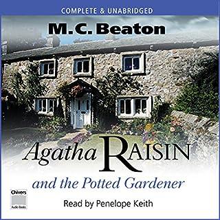 Page de couverture de Agatha Raisin and the Potted Gardener