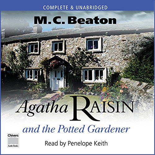 Agatha Raisin and the Potted Gardener cover art