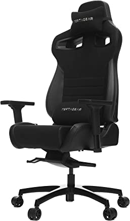 VERTAGEAR VG-PL4500_BK Racing Series P-Line PL4500 Gaming Chair Black/Carbon Edition