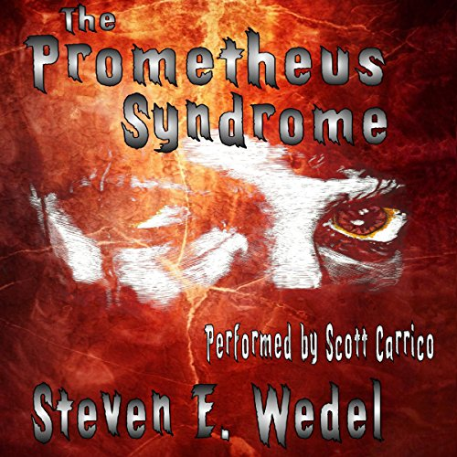 The Prometheus Syndrome audiobook cover art