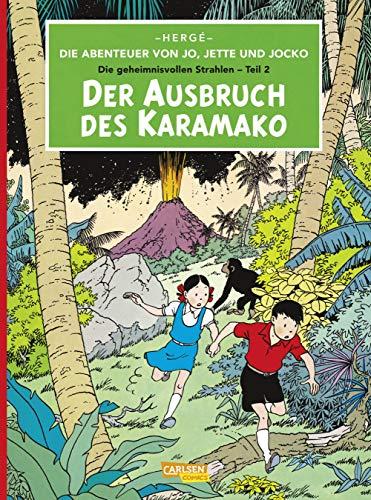 Die Abenteuer von Jo, Jette und Jocko 2: Der Ausbruch des Karamako (2)