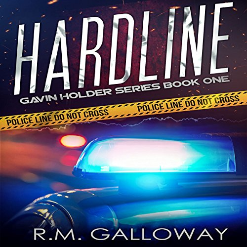 Hardline audiobook cover art