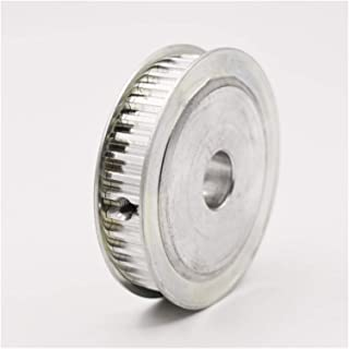 Pulley 40 Teeth 8-25mm Bore 40T T5 Timing Pulley 5mm Pitch Trapezoid Teeth Shaped Synchronous Wheel for 10/15mm Width T5 B...