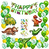 Globos de Dinosaurio Set,Selva Dinosaurio Globos,Fiestas de Dinosaurios Globos,Globos de Cumpleaños Dinosaurios,3D Globos de Dinosaurio,Fiesta de Dinosaurio