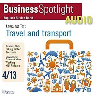 Business Englisch lernen Audio - Entscheidungen treffen. 4/2013 Titelbild
