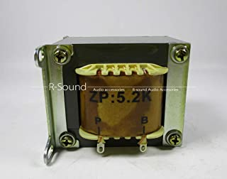 FidgetKute 15W 5.2K 0-4-8Ω Single-Ended Out Transformer for6P14 el34 el84 6p3p KT88 6P1 6V6