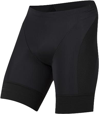 PEARL IZUMI Men's Elite Pursuit Tri Shorts, Black, X-Small
