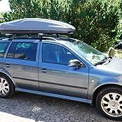 G3 Dachbox G322305 All Time 480 390 Liter Dunkelgrau Auto