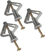Gipsplaten bevestigingen, Gipsplaten wandstekkers & schroeven, uitbreiden van superieure strakke grip, sterke Hold, holle ...