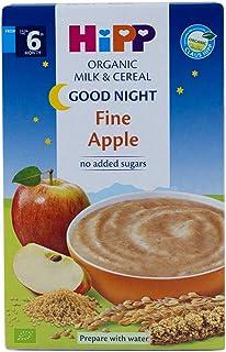 Hipp Organic Milk Pap Goodnight Fine Apple, 250g