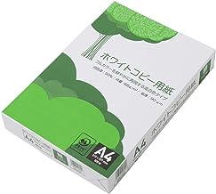 APP 高白色 ホワイトコピー用紙 A4 白色度93% 紙厚0.09mm 500枚 PEFC認証