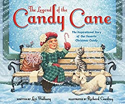 Classic picture books for kids- The Legend of the Candy Cane