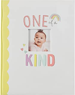 Carter's MB2-23282B One of a Kind Gender Neutral Baby Memory Book, 9.5'' W x 11'' H