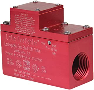 Firefighter Gas Safety Products AGV-100 Horizontal Valve