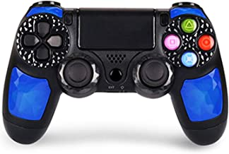 Best Game Controller for PS4,Wireless Controller for Playstation 4 with Dual Vibration Game Joystick (Diamond) Reviews