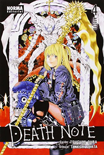 DEATH NOTE 04 (Shonen Manga - Death Note)