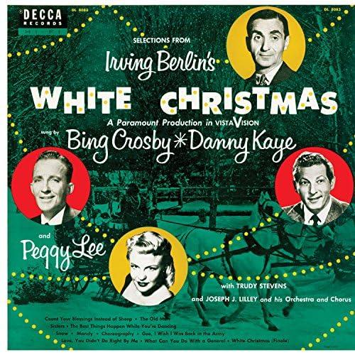 Bing Crosby, Danny Kaye & Peggy Lee