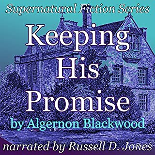 Keeping His Promise audiobook cover art