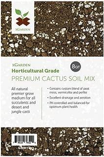 8 Quarts xGarden Cactus and Succulent Soil Mix