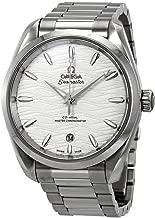 Omega Seamaster Aqua Terra Co-Axial Master Chronometer Automatic Silver Dial Men's Watch 220.10.38.20.02.003