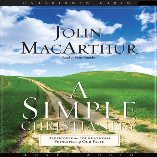Simple Christianity audiobook cover art