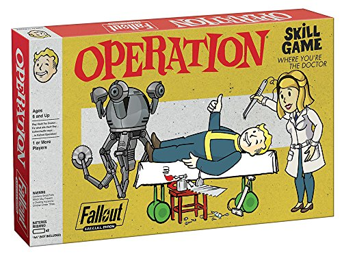 Fallout Special Edition Operation Juego De Mesa