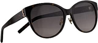 SL M39/K Sunglasses Havana w/Grey Gradient Lens 57mm 003 M39K SLM39/K