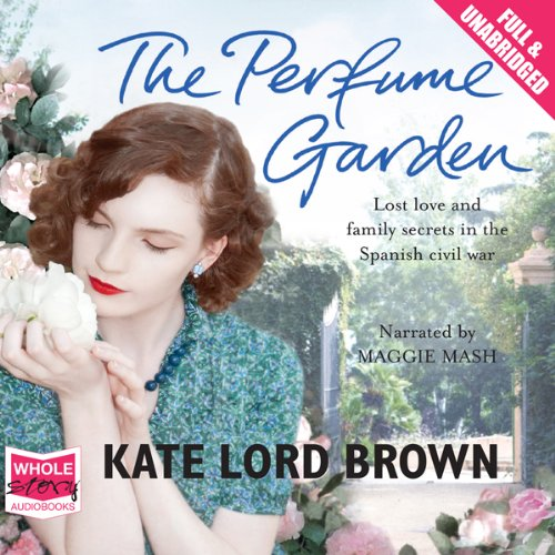 The Perfume Garden audiobook cover art