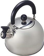Bouilloire 2.3L H-1391 et venir en acier inoxydable Novel siffler (japon importation)
