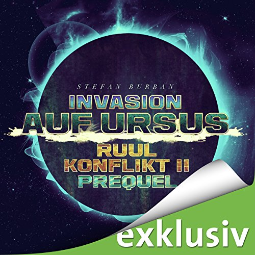 Invasion auf Ursus audiobook cover art