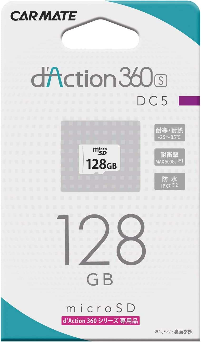 DC5A 128GB shopping MicroSD Card Max 80% OFF Memory