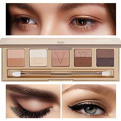 Eve by Eve's Italian Florentine Sunset Eyeshadow Palette - 85% natural 10...