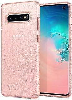 Spigen Liquid Crystal Glitter Designed for Samsung Galaxy S10 Case (2019) - Rose Quartz