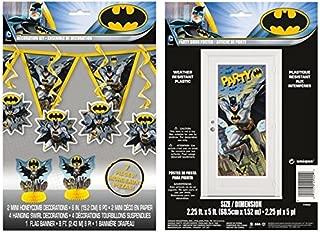 Best batman decorations birthday party Reviews