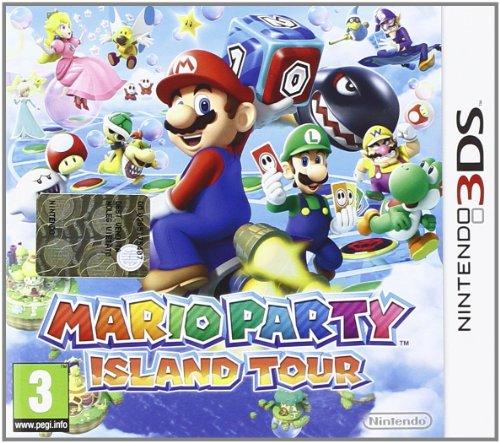 NINTENDO MARIO PARTY ISLAND TOUR PER 3DS/3DSXL VERSIONE ITALIANA