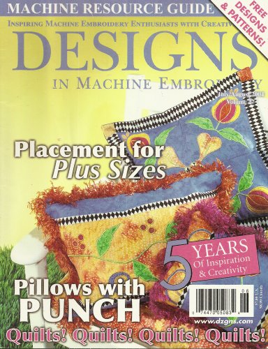 Designs in Machine Embroidery Magazine - July August 2004 (27)
