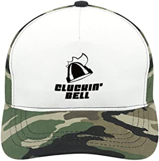 Clucking Bell- GTA V Suitable for Men and Women, Army Green Baseball Cap, Adjustable Cap Circumference.