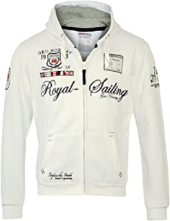 Geographical Norway - Felpa con cappuccio
