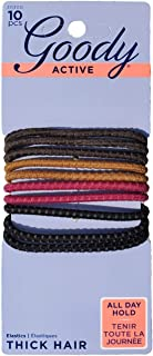 Goody Stayput High Performance Hair Bands Hair Ties #30300 (EARTH TONES)