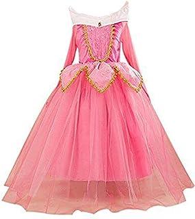 Eyekepper Vestido de Tutú con Dibujo de Princesa Elsa para