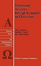 Elementary Analysis through Examples and Exercises