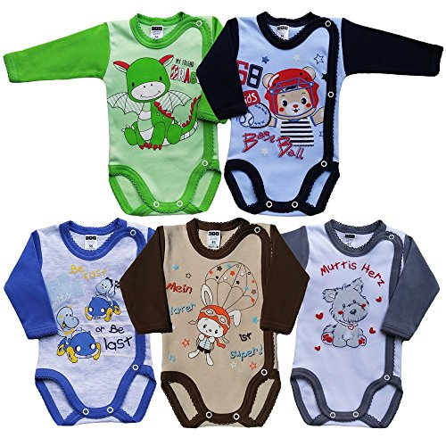 MEA BABY - Body - para bebé niño niños 74 cm