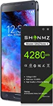 Galaxy Note 4 Battery,[Upgraded] 4280mAh Li-Polymer Replacement Battery for Samsung Note..