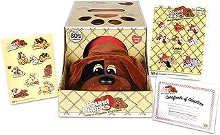 Basic Fun Pound Puppies Classic Stuffed Animal Plush Toy - Great Gift for Girls & Boys - 17