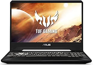 """Newest Asus TUF 15.6"""" FHD 144Hz IPS Gaming Laptop PC, 9th Gen Intel 6-Core i7-9750H Upto 4.5GHz, 16GB RAM, 1TB PCIe SSD, N..."""